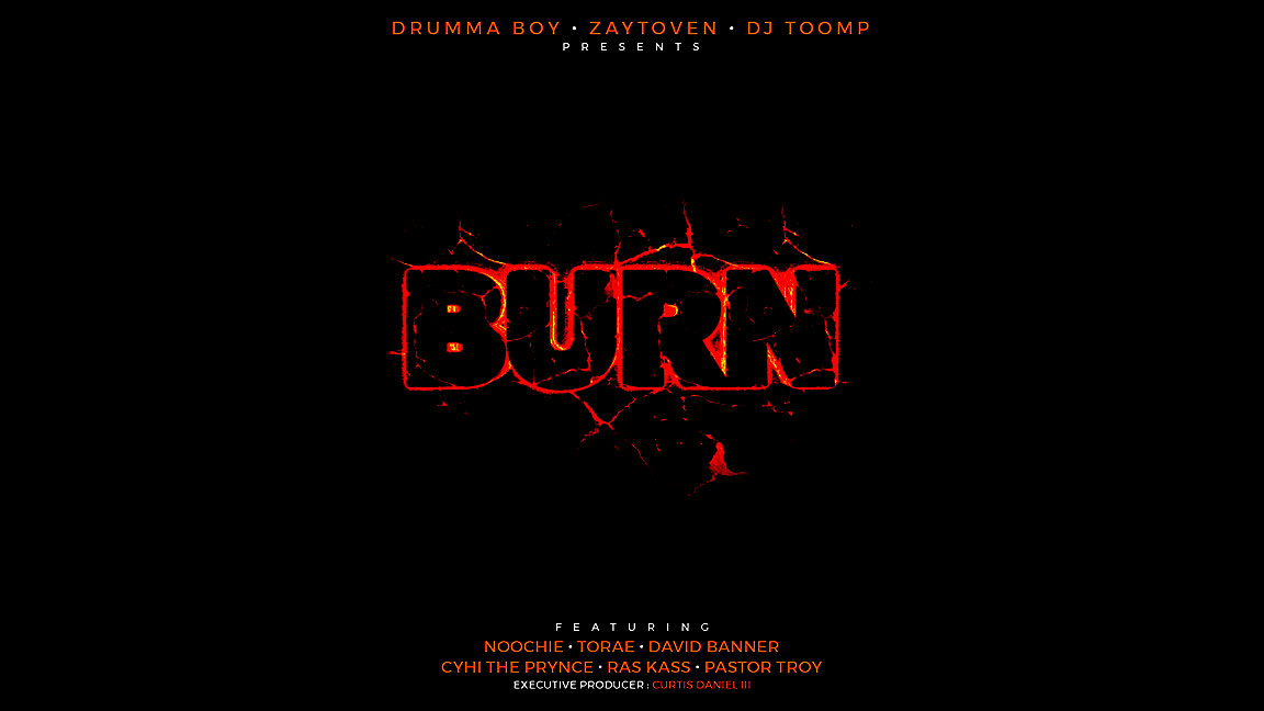 BURN Behind The Scenes with Zaytoven, Drumma Boy, DJ Toomp...